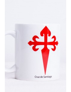 Santiago Cross Mug