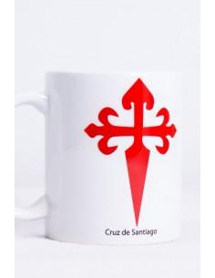 Taza Cruz de Santiago