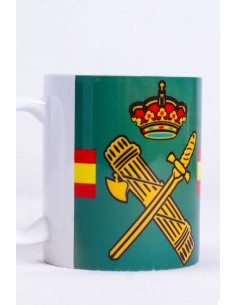 Spanish Civil Guard Mug