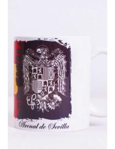 San Juan's Águila badge cup