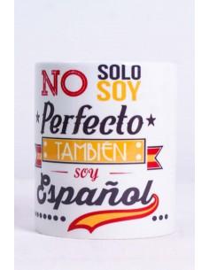 Taza Perfecto y Español