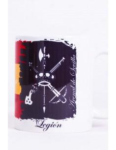 Taza Legión Española