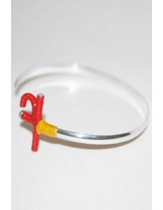 Silver Rapier Bracelet