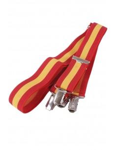 Tirantes Caballero Bandera España