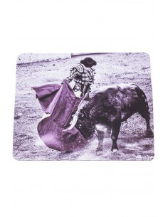 Bullfighting mat