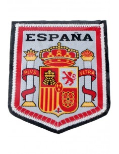 Embroidered patch Shield Spain