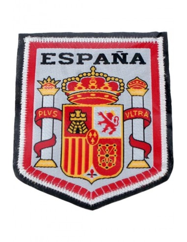 Spanish Emblem Embroidered Patch