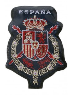 King Juan Carlos I Emblem Patch