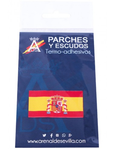patch of spain with shield