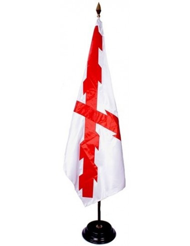 Bandera Cruz Borgoña