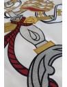 Bandera del Vaticano Bordada a Máquina
