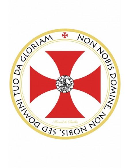 Non Nobis Domine Mouse Pad
