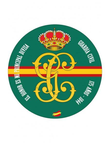 Civil Guard Rug 1844