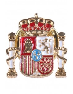 Pin Silhouette Shield Spain Highlights