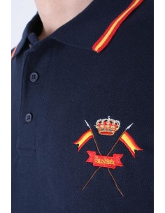 Spanish Tercio Polo for Men