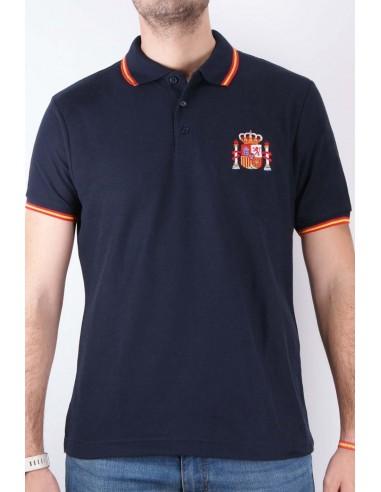 Spain Men's Polo Shirt