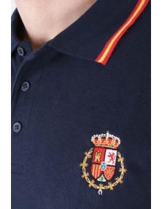 Polo Escudo Felipe VI Para Hombre