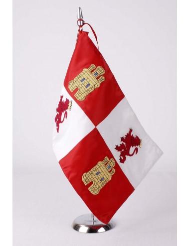 Banderín Sobremesa Castilla y León