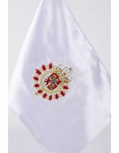 Spanish Pavilion Century XVII Desktop Flag