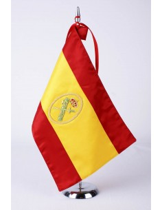 Spanish Civil Guard Desktop Flag