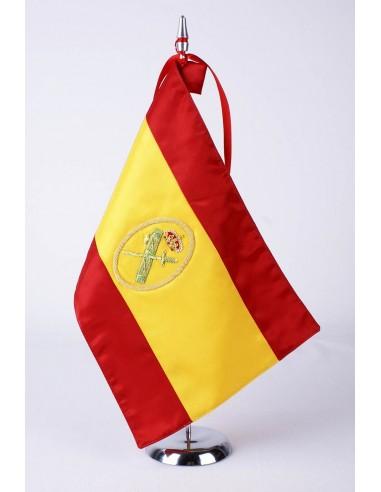 Spanish Civil Guard Desktop Flag