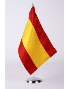 Spain Desktop Flag without Shield