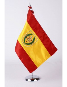 Spanish Legion Embroidered Desktop Flag