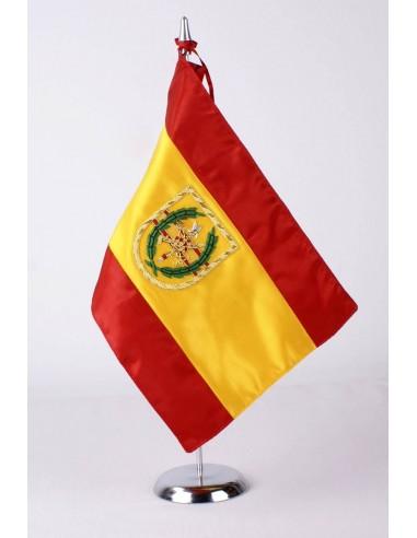 Spanish Legion Embroidered Desktop Flag