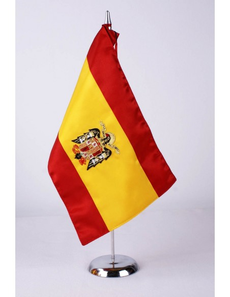 Banderín Sobremesa Águila San Juan Bordado a Mano