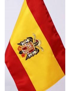 San Juan Eagle Embroidered Desktop Flag