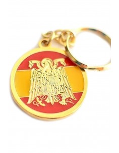 San Juan Eagle Key Ring