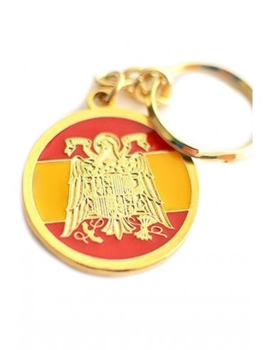 San Juan Eagle Key Ring