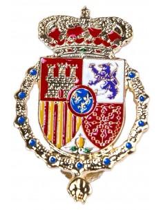 Emblem Casa Real Felipe VI for Boina.