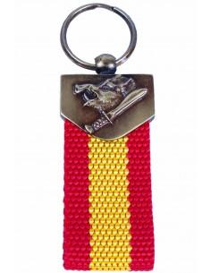 Llavero Gar Bandera España