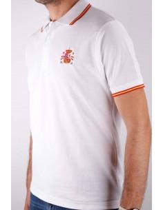 Polo Escudo España Para Hombre