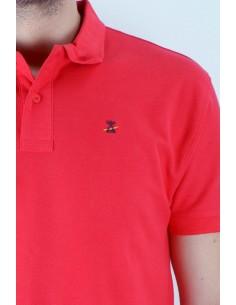 Polo Básico Rojo Bandera España