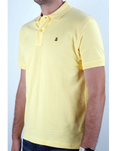 Basic Polo yellow Flag Spain
