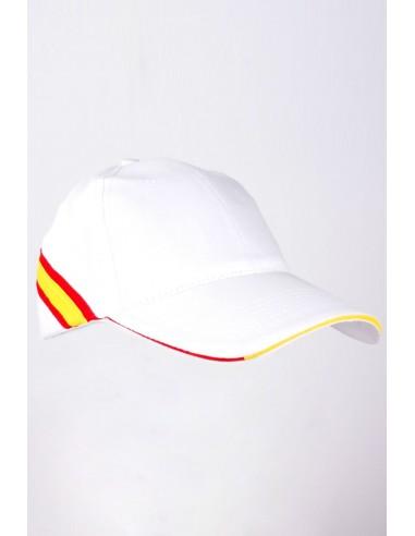 Gorra España Blanca