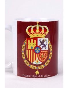 Felipe VI Emblem Mug
