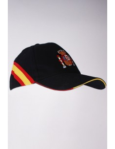 Spanish Emblem Cap - Navy Blue