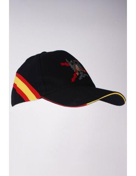 Blue Cap Spain Third Flanders