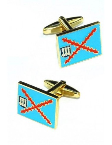 Ancient Corps of Sicilia Cufflinks