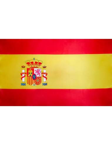 Actual Spanish Flag