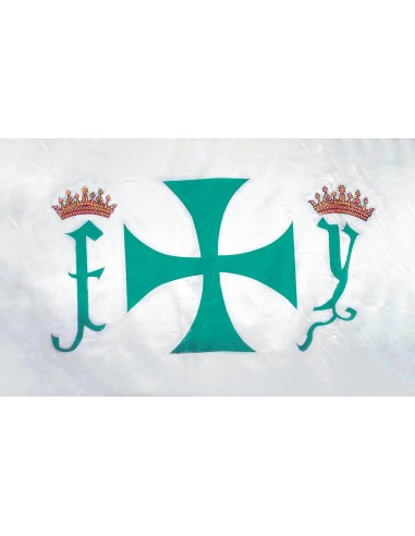 Bandera Almirante Cristobal Colón