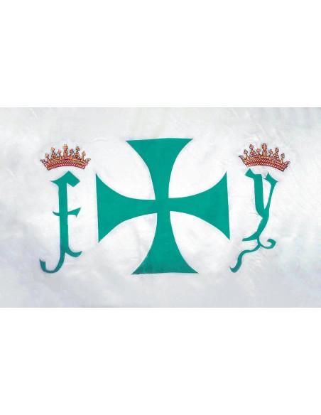 Bandera Cristobal Colón