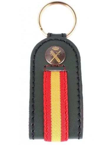 Llavero España Guardia Civil-Verde