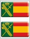 Spanish Civil Guard Stickers