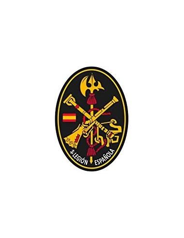 Pegatina Legión Española Ovalada