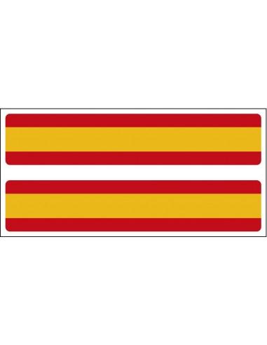 Pegatinas Tira de España