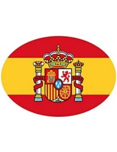 Spanish small sticker- 8 cm